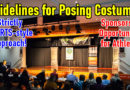 JUST RELEASED: Posing Costume Guidelines